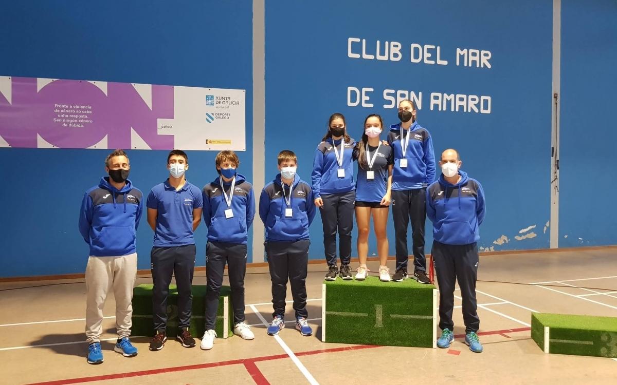 Campeonato Gallego Sub 17 de Bádminton