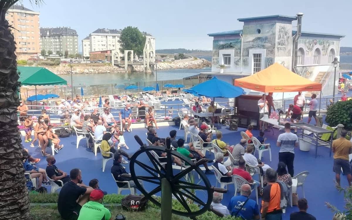 Resultados XXXIV Ciudad de A Coruña de Pesca Submarina