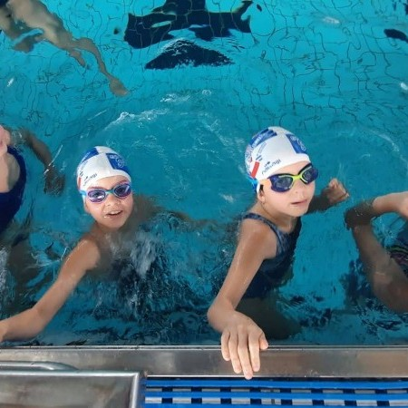 Resultados tercera jornada alevín - benjamín de natación