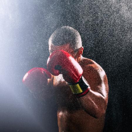 Masterclass de boxeo el sábado 16 de octubre.